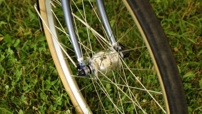 Klein roue avant